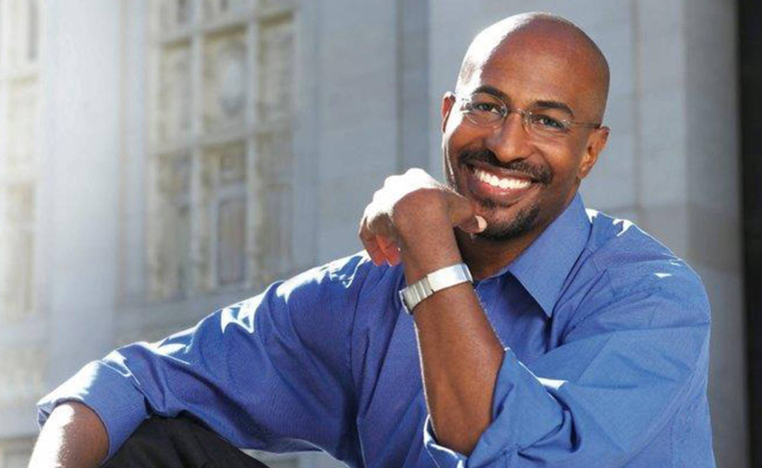 Van Jones named Visiting SAGE!