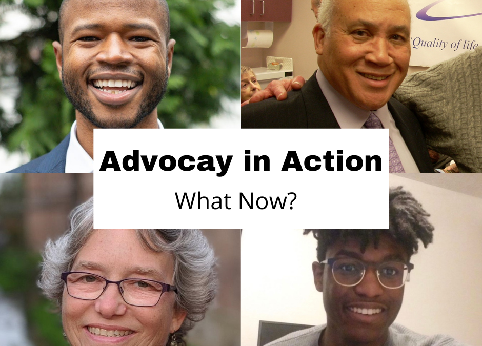 Workshop – Advocacy in Action: This Saturday, November 14th (FREE)