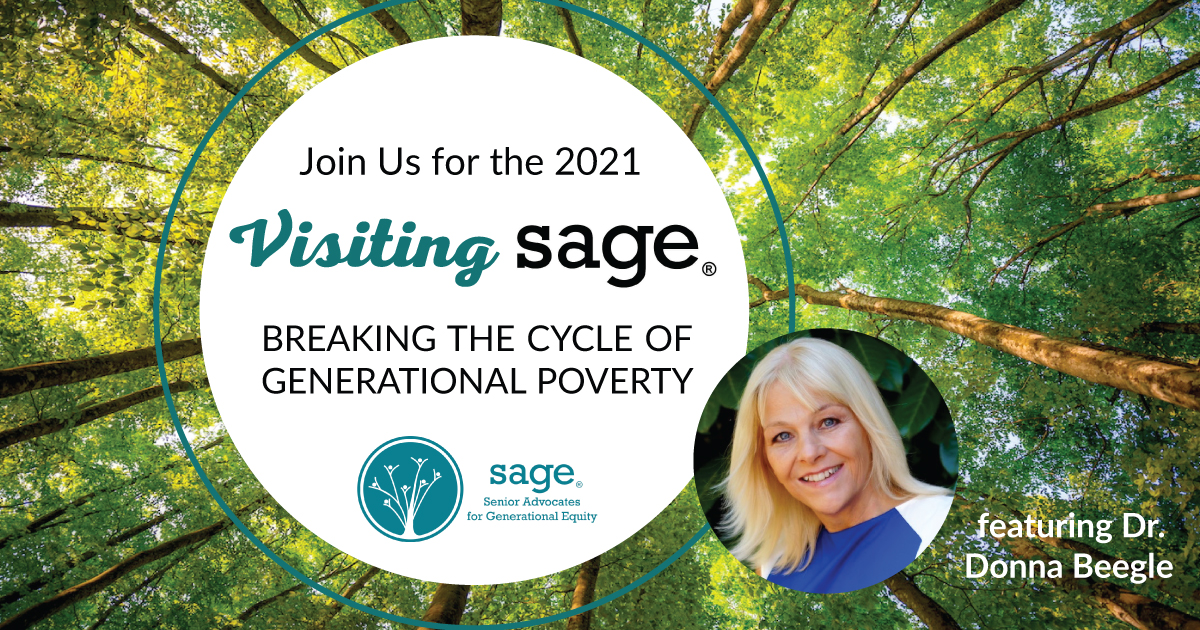 Join us for the Visiting SAGE